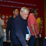 Foto Nicoloro G.   04/09/2019   Ravenna    Festa Nazionale dell' Unita'. nella foto don Luigi Ciotti, presidente di Libera.