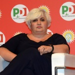 Foto Nicoloro G.   04/09/2019   Ravenna    Festa Nazionale dell' Unita'. nella foto Donatella Prampolini, vicepresidente nazionale di Confcommercio.