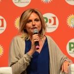 Foto Nicoloro G.   04/09/2019   Ravenna    Festa Nazionale dell' Unita'. nella foto la giornalista Sarah Varetto.