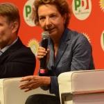 02/09/2019   Ravenna    Festa Nazionale dell' Unita'. nella foto Raffaela Milano, direttrice di Save the Children Italia-Europa.