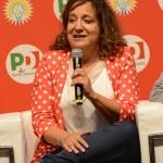 02/09/2019   Ravenna    Festa Nazionale dell' Unita'. nella foto Iraxete Garcia, presidente dei Socialisti e Democratici al Parlamento Europeo.