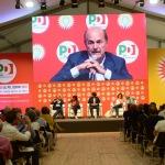 02/09/2019   Ravenna    Festa Nazionale dell' Unita'. nella foto Pier Luigi Bersani, presidente di Articolo Uno.
