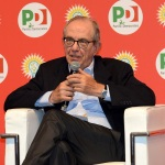 Foto Nicoloro G.   26/08/2019   Ravenna    Festa Nazionale dell' Unita'. nella foto l' ex ministro Pier Carlo Padoan.