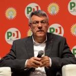 Foto Nicoloro G.   28/08/2019   Ravenna    Festa Nazionale dell' Unita'. nella foto Maurizio Landini, segretario generale CGIL.