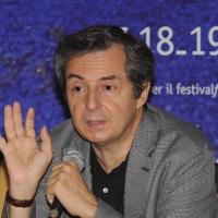 """Foto Nicoloro G. 18/09/2010  Modena  Secondo dei tre giorni della decima edizione del """" Festivalfilosofia """" che ha per tema la """"fortuna """". nella foto Carlo Galli"""