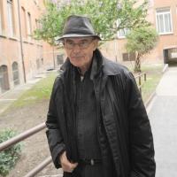 """Foto Nicoloro G. 18/09/2010  Modena  Secondo dei tre giorni della decima edizione del """" Festivalfilosofia """" che ha per tema la """"fortuna """". nella foto Jean-Luc Nancy"""