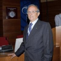 """Foto Nicoloro G. 13/07/2010 Milano, Seconda giornata del """" Forum Economico e Finanziario per il Mediterraneo """". nella foto Pier Francesco Guarguaglini"""