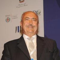 """Foto Nicoloro G. 13/07/2010 Milano, Seconda giornata del """" Forum Economico e Finanziario per il Mediterraneo """". nella foto Arabi Fouad Makhzoumi"""