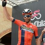 Foto Nicoloro G.   21/05/2019   Ravenna    10° tappa del 102° Giro d' Italia da Ravenna a Modena. nella foto il campione di ciclismo Vincenzo Nibali.