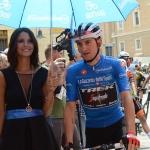 Foto Nicoloro G.   21/05/2019   Ravenna    10° tappa del 102° Giro d' Italia da Ravenna a Modena. nella foto Giulio Ciccone, Maglia Azzurra del primo nei Gran Premi della Montagna.