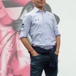 Foto Nicoloro G.   21/05/2019   Ravenna    10° tappa del 102° Giro d' Italia da Ravenna a Modena. nella foto Davide Cassani, commissario tecnico della Nazionale di Ciclismo.