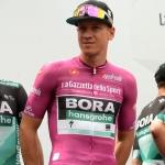 Foto Nicoloro G.   21/05/2019   Ravenna    10° tappa del 102° Giro d' Italia da Ravenna a Modena. nella foto la Maglia Ciclamina Pascal Ackermann.