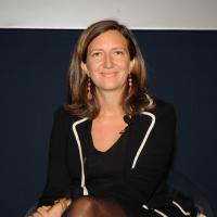 """Foto Nicoloro G. 12/10/2011 Milano Nona edizione dello """" IAB Forum """" che quest' anno ruota intorno al concept """" The New Normal """", due aggettivi antitetici per significare da un lato la raggiunta maturita' di Internet e dall' altro l' importanza dell' innovazione. nella foto Silvia Candiani"""