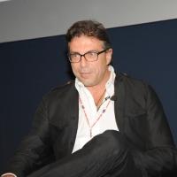 """Foto Nicoloro G. 12/10/2011 Milano Nona edizione dello """" IAB Forum """" che quest' anno ruota intorno al concept """" The New Normal """", due aggettivi antitetici per significare da un lato la raggiunta maturita' di Internet e dall' altro l' importanza dell' innovazione. nella foto Giulio Corno"""