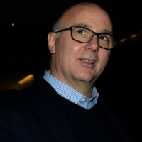 Foto Nicoloro G.  09/12/2014    Milano    Inaugurazione dell' Anno Accademico 2014-2015 dell' Università Bocconi. nella foto il consigliere personale del premier Andrea Guerra.