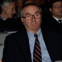Foto Nicoloro G.  09/12/2014    Milano    Inaugurazione dell' Anno Accademico 2014-2015 dell' Università Bocconi. nella foto il magistrato Edmondo Bruti Liberati.