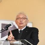 15/05/2021   Ravenna  Inaugurazione del Museo Dante alla presenza del ministro dell' Istruzione. nella foto il ministro Patrizio Bianchi.