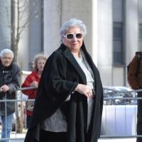 Foto Nicoloro G. 21/03/2011 Milano Inaugurazione alla presenza del Capo dello Stato della nuova sede della Regione Lombardia. nella foto Livia Pomodoro