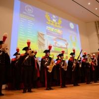 Foto NicoloroG.  04/12/2013  Milano   Trentunesima edizione del '' Milano International Ficts Fest ''. nella foto la Banda dei Carabinieri.