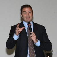 Foto Nicoloro G.  04/12/2013  Milano   Trentunesima edizione del '' Milano International Ficts Fest ''.  nella foto il campione olimpico e assessore allo Sport Antonio Rossi.