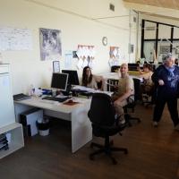 Foto Nicoloro G.  09/04/2015   Coriano ( Rimini )  La Comunità di San Patrignano, fondata nel 1978, è una Organizzazione Non Governativa autogestita che accoglie e assiste attualmente circa 1300 tra ragazzi e ragazze. nella foto l' ufficio amministrativo.