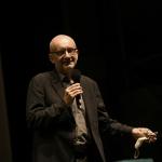 Foto Nicoloro G.   Cervia (RA)   22° edizione de La Milanesiana che per il secondo anno sbarca in Emilia-Romagna e fa tappa a Cervia. nella foto Franco Masotti, direttore artistico di Ravenna Festival.