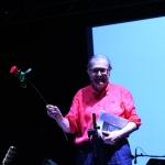 Foto Nicoloro G.   Rimini  22° edizione de La Milanesiana che per il secondo anno sbarca in Emilia-Romagna e fa tappa a Rimini. nella foto Vittorio Sgarbi.