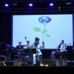 Foto Nicoloro G.   Rimini  22° edizione de La Milanesiana che per il secondo anno sbarca in Emilia-Romagna e fa tappa a Rimini. nella foto l' orchestra Extraliscio in concerto.