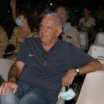 Foto Nicoloro G.   06/08/2020  Cervia  ( RA )  Serata conclusiva per La Milanesiana in Emilia-Romagna. nella foto l' attore Gene Gnocchi.