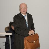 """Foto Nicoloro G. 25/11/2011 Milano Incontro e dibattito organizzato da Job Rumors sul tema """" Lavoro. Rumors di cambiamento """". nella foto Bruno Tabacci"""