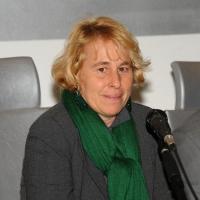 """Foto Nicoloro G. 25/11/2011 Milano Incontro e dibattito organizzato da Job Rumors sul tema """" Lavoro. Rumors di cambiamento """". nella foto Stefania Craxi"""
