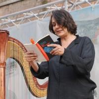 """Foto Nicoloro G.  2010/06/05  Cremona  Primo Festival TRA Letteratura e Musica """" Le corde dell ' anima """" . nella foto Cecilia Chailly"""