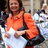 """Foto Nicoloro G. 31/05/2013 Cremona Prende il via la quarta edizione di """" Le Corde dell' Anima """", festival di musica e letteratura di Cremona. nella foto Anna Folli"""