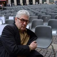 """Foto Nicoloro G. 31/05/2013 Cremona Prende il via la quarta edizione di """" Le Corde dell' Anima """", festival di musica e letteratura di Cremona. nella foto Quim Monzò"""