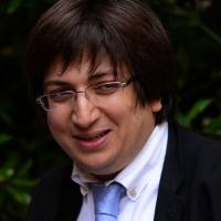 """Foto Nicoloro G. 01/06/2013 Cremona Seconda giornata della quarta edizione di """" Le Corde dell' Anima """", festival di musica e letteratura di Cremona. nella foto Ramin Bahrami"""