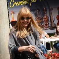 """Foto Nicoloro G. 31/05/2013 Cremona Prende il via la quarta edizione di """" Le Corde dell' Anima """", festival di musica e letteratura di Cremona. nella foto Dori Ghezzi"""