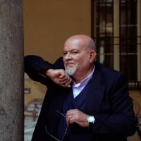 """Foto Nicoloro G. 31/05/2013 Cremona Prende il via la quarta edizione di """" Le Corde dell' Anima """", festival di musica e letteratura di Cremona. nella foto Salvatore Niffoi"""
