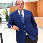 Foto Nicoloro G.   21/08/2020   Rimini    Quarta giornata del Meeting di CL 2020, che in questa edizione ha per titolo ' Privi di meraviglia, restiamo sordi al sublime '. nella foto Gianluca Comin, presidente della Comin & Partners.