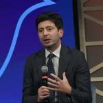 Foto Nicoloro G.   21/08/2020   Rimini    Quarta giornata del Meeting di CL 2020, che in questa edizione ha per titolo ' Privi di meraviglia, restiamo sordi al sublime '. nella foto il ministro Roberto Speranza.