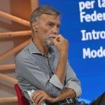 Foto Nicoloro G.   21/08/2020   Rimini    Quarta giornata del Meeting di CL 2020, che in questa edizione ha per titolo ' Privi di meraviglia, restiamo sordi al sublime '. nella foto il capogruppo PD alla Camera Graziano Delrio.