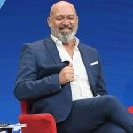 Foto Nicoloro G.   22/08/2020   Rimini    Quinta giornata del Meeting di CL 2020, che in questa edizione ha per titolo ' Privi di meraviglia, restiamo sordi al sublime '. nella foto il governatore dell' Emilia-Romagna Stefano Bonaccini.
