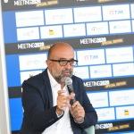 Foto Nicoloro G.   19/08/2020   Rimini  Seconda giornata del Meeting di CL 2020, che in questa edizione ha per titolo ' Privi di meraviglia, restiamo sordi al sublime '. nella foto Marco Ceresa, a.d. Randstad Italia.