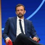 20/08/2020   Rimini  Terza giornata del Meeting di CL 2020, che in questa edizione ha per titolo ' Privi di meraviglia, restiamo sordi al sublime '. nella foto Gabriele Toccafondi, deputato di Italia Viva.