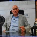 Foto Nicoloro G.   20/08/2020   Rimini  Terza giornata del Meeting di CL 2020, che in questa edizione ha per titolo ' Privi di meraviglia, restiamo sordi al sublime '. nella foto in collegamento video Giuseppe Ippolito, direttore scientifico Spallanzani di Roma.