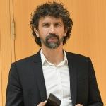 Foto Nicoloro G.   20/08/2020   Rimini  Terza giornata del Meeting di CL 2020, che in questa edizione ha per titolo ' Privi di meraviglia, restiamo sordi al sublime '. nella foto Damiano Tommasi dell' AIC.