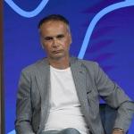 Foto Nicoloro G.   20/08/2020   Rimini  Terza giornata del Meeting di CL 2020, che in questa edizione ha per titolo ' Privi di meraviglia, restiamo sordi al sublime '. nella foto Andrea Corsini, assessore regione Emilia-Romagna.