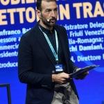 Foto Nicoloro G.   20/08/2020   Rimini  Terza giornata del Meeting di CL 2020, che in questa edizione ha per titolo ' Privi di meraviglia, restiamo sordi al sublime '. nella foto Emmanuele Forlani, direttore Fondazione Meeting.