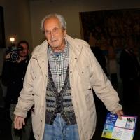 """Foto Nicoloro G. 05/12/2012 Milano Trentesima edizione del """" Festival Ficts """" , Federazione Internazionale Cinema e Televisione Sportiva. nella foto Ottavio Missoni"""
