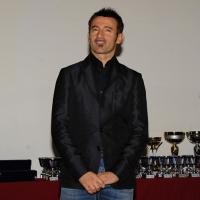 """Foto Nicoloro G. 05/12/2012 Milano Trentesima edizione del """" Festival Ficts """" , Federazione Internazionale Cinema e Televisione Sportiva. nella foto Max Biaggi"""
