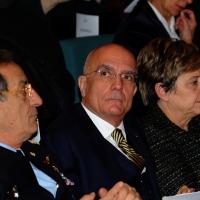 Foto Nicoloro G. 07/12/2012 Milano Tradizionale cerimonia di consegna delle civiche benemerenze del Comune di Milano nel giorno di S. Ambrogio. nella foto Gabriele Albertini